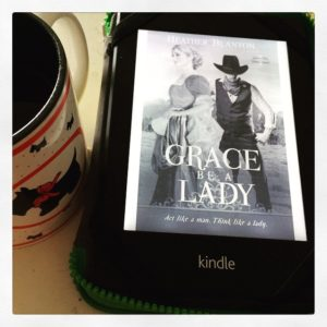 Grace Be a Lady Kindle Christian Fiction