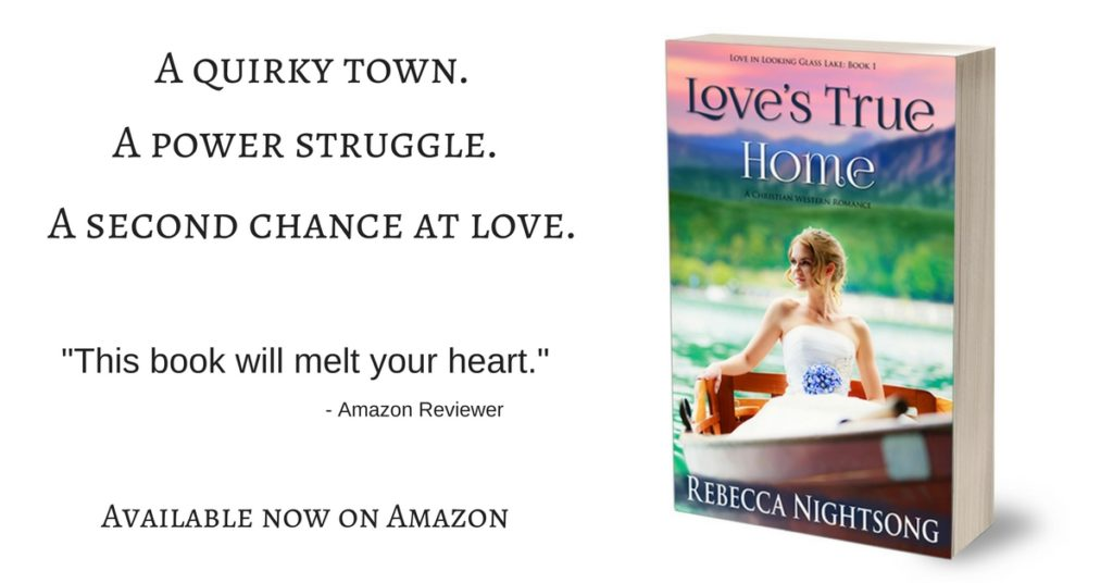 Love's True Home Christian Romance